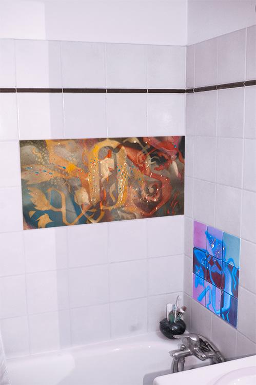 Fresques L A Rosol Lors D V Nements Divers Sur