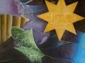 9-2-cosmic:60x60cm:aerosol-et-acrylique-sur-toile