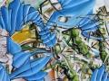mouvement-urbain-7:2-toiles-100x80cmx2:aerosol-et-acrylique-sur-toile