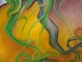 enracine-60x170cm-huile-sur-toile-detail-bas