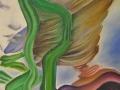 enracine-60x170cm-huile-sur-toile-detail-portrait