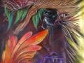 4-le-pecheur-des-etoiles:80x80cm-aerosol-et-acrylique-sur-toile