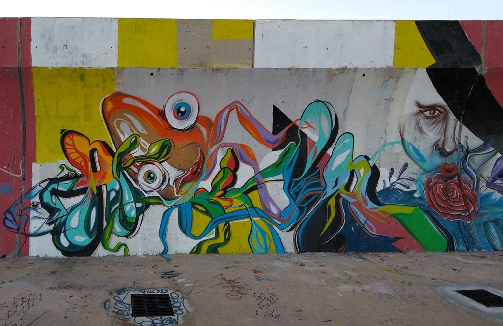 fresque-poulpe-gauche-street-art-coast-aout-2018-poasson-graffiti-1