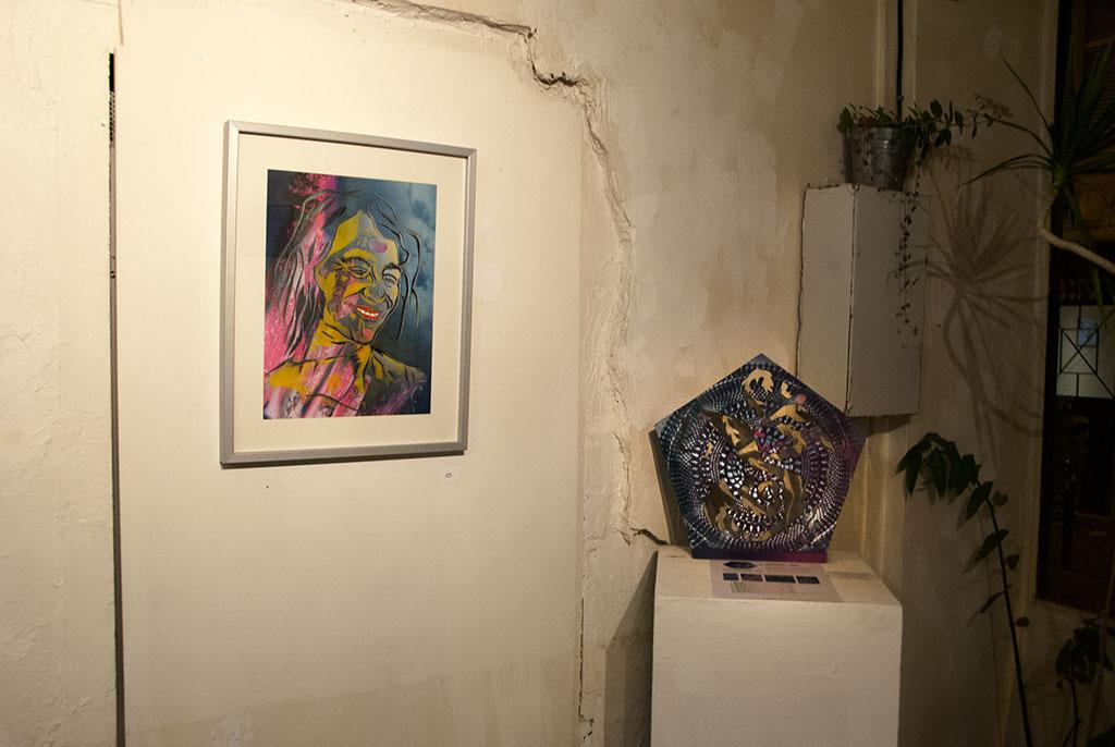 Exposition «Du Poasson» – La Friche, rue Denoyez, Paris 20, Belleville